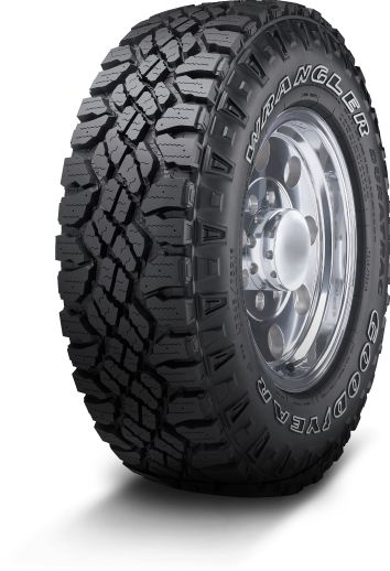 Goodyear DuraTrac in 255/75/17 will provide a great balance of aggressive looks with good on-road/off-road performance. Also a winter-rated tire so snow should be no problem. Keeping the stock size to keep the weight penalty to a minimum.