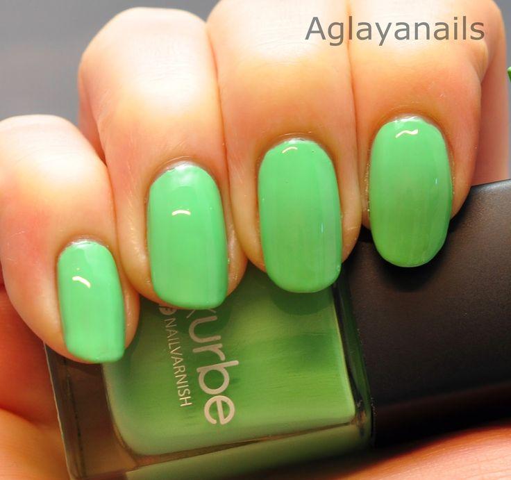 Die Farbe China Girl auf aglayanails.blogspot.ch