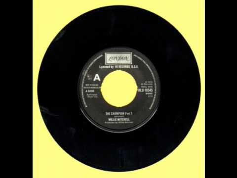 The Champion---part 1-- Willie mitchell --northern soul