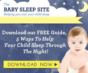FREE Guide: 5 Ways to Help Your Child Sleep Through The Night!