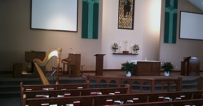 Harp music for a wedding ceremony at Zion Lutheran Church, Bristol, Indiana  http://www.theclassicharpist.com