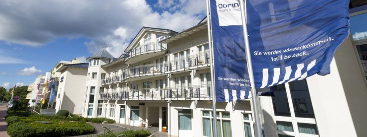 Dorint · Strandhotel · Binz/Rügen - Resort Hotels - Dorint Hotels & Resorts