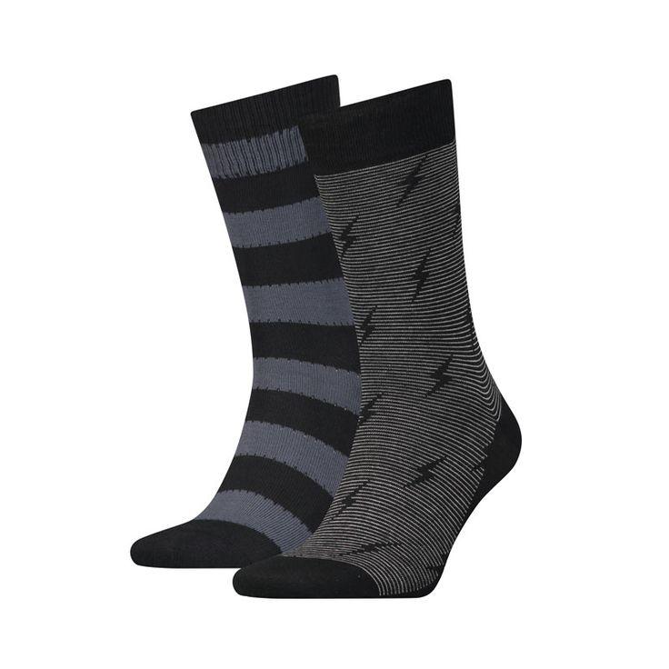 Pack calcetines de la marca vaquera Levis en soft cotton. 2 pares a un precio increíble: 11,95€. Más modelos en nuestra tienda www.varelaintimo.com. #calcetinesHombre #fashion #mensfashion #menswear #ropainterior