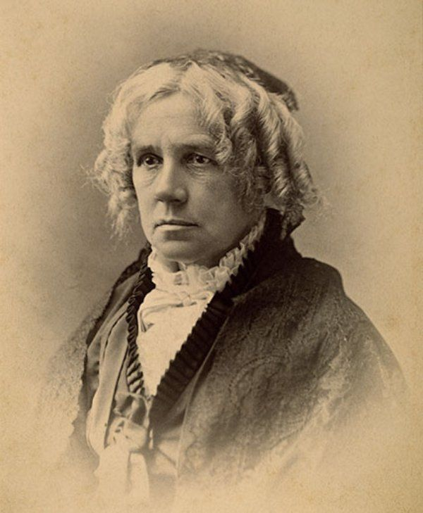 Maria Mitchell (1818-1889) rocketed to the forefront of American astronomy in 1847 when she spotted a blurry streak—a comet—through her telescope. She was honored around the world and became the first woman to be elected to the American Academy of Arts and Sciences. (The Granger Collection, New York)