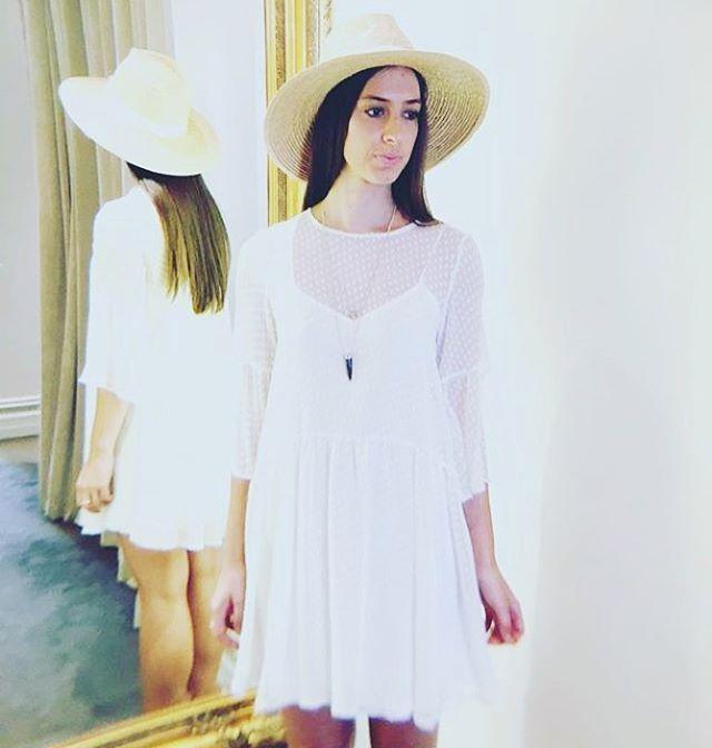 SILK SPOTTING @theannexperth ! #alexandrakingofficial #instorenow #limitedstock #available #sellingout #ootd #australiandesigner #shoplocal #silkspotdress #theannexbrands #perth #springsummer #styleinspiration