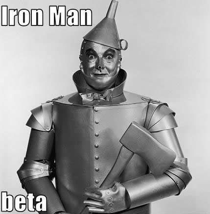 Tin Man, Tins Man, Funny Pictures, Man Beta, Iron Man, Funny Stuff, Wizards Of Oz, Wizard Of Oz, Tinman