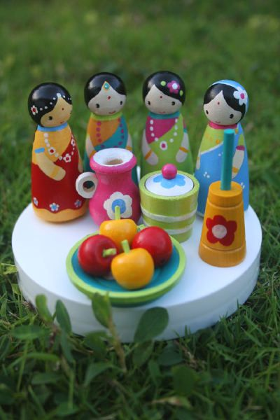 Krishna Dolls