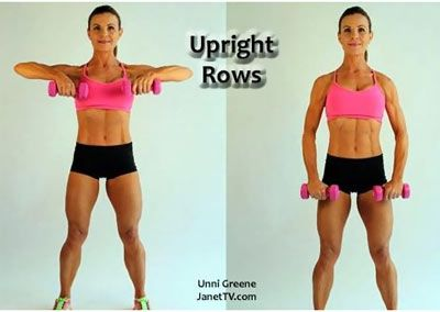 Dumbbell Exercises And Their Benefits