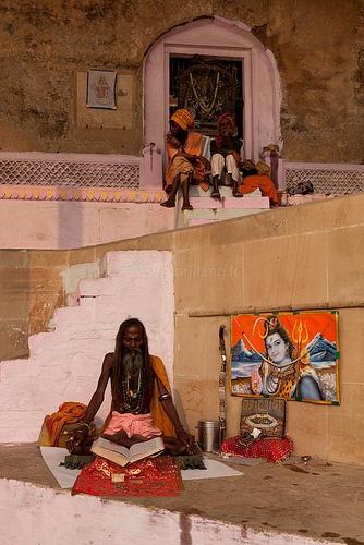 Bhagavad Gita, Varanasi