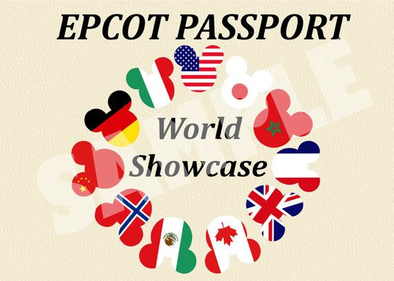 Turn your Disney World vacation into an educational experience. I created this Epcot World Showcase Passport for my daughter so she could turn it into her school for an educational excuse for our trip. It also was a great ice breaker for her and the Cast Members to start talking.