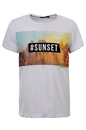 Glo-Story Men's Summer Printed T-Shirt (M, White) Glo-Story http://www.amazon.com/dp/B01FLV1Z42/ref=cm_sw_r_pi_dp_9yhpxb1R8CKRX