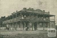 Commercial hotel Warragul 1918