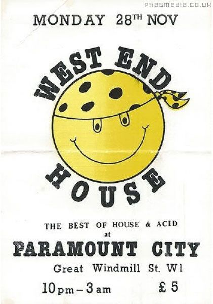 103 best rave flyers images on pinterest flyers acid for House music 1988