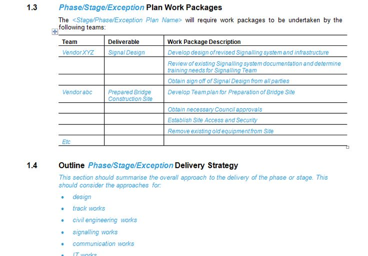 17 best Project Management Plan Template Pmbook images on Pinterest