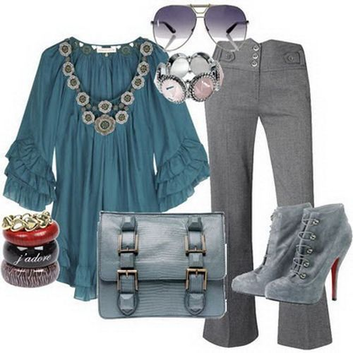 Gorgeous 35 Trendy Business Casual Outfit for Women Over 40 outfital.com/…