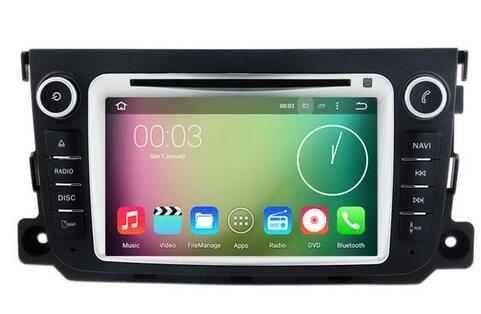 2GB RAM 32GB ROM 8 octa core android 6.0.1 for Benz Smart 2012-2013 Car DVD Player RADIO GPS WIFI NAVI HEAD UNITS TAPE RECORDER