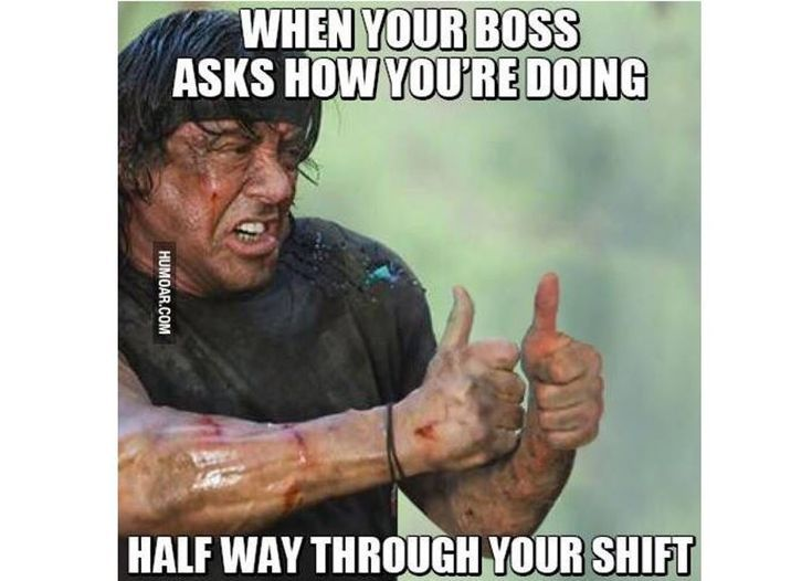 Stuck At Work We Ve Got Some Great Work Memes For You Work Humor Boss Humor Funny Memes About Work