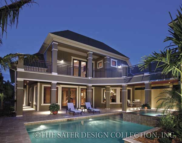 Classic Luxury House 81 best cottage house plans - the sater design collection images