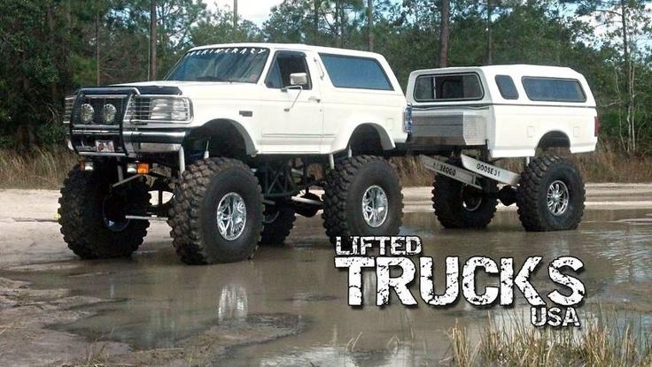 Lifted Mud Trucks Google Search 4x4 Pinterest