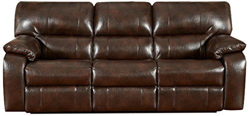 Chelsea Home Furniture Rita Power Reclining Sofa Canyon Chocolate * Be sure to check out this awesome product.