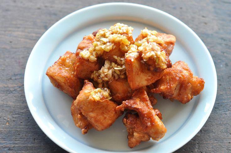 みんな大好き鉄板おかず鶏の唐揚げ基本のレシピと隠しワザ