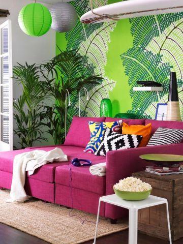 1000 id es sur le th me papier peint ikea sur pinterest d co salon cocooning planches bois et. Black Bedroom Furniture Sets. Home Design Ideas