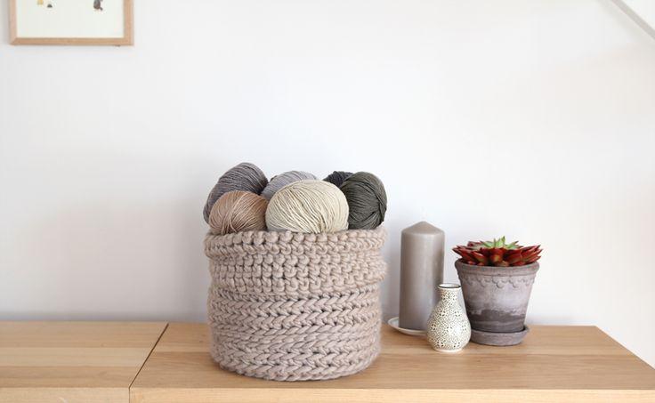Ship shape basket pattern