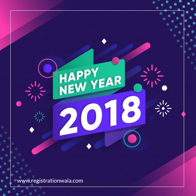 May this year bring Happiness, Ideas, Innovation and Success in your life. Registrationwala wishes you a very happy and prosperous new year. #HappyNewYear