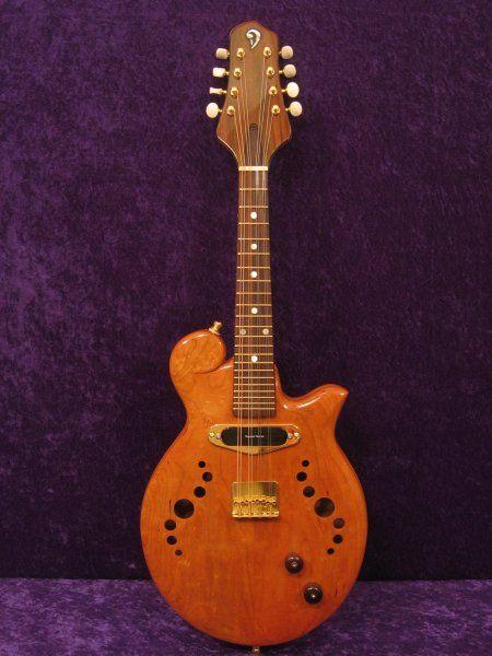 Drake Custom Bass electric mandolin