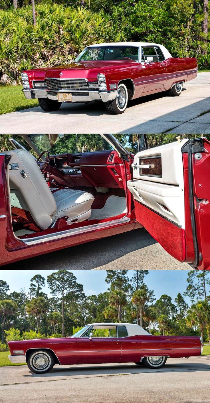 1968 Cadillac Coupe deVille                                                                                                                                                                                 Mais