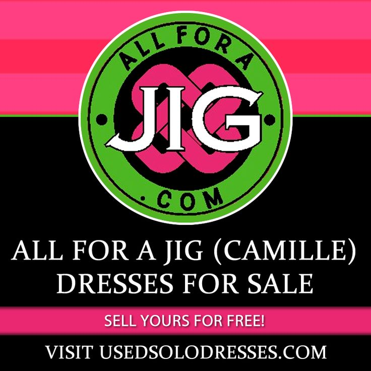 All For A Jig (Camille) Irish dance dresses