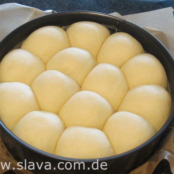 SLAVAS FLUFFIGSTE MILCHBRÖTCHEN | Slava kochen und backen leicht gemacht – Karin Langenmaier