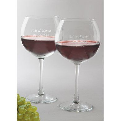 Kişiye Özel İkili Şarap Kadehi FİYAT 42 TL KARGO DAHİL KREDİ KARTI YA DA NAKİT ÖDEME YAPABİLİRSİNİZ.KAPIDA ÖDEMEDE YAPABİLİRSİNİZ.
