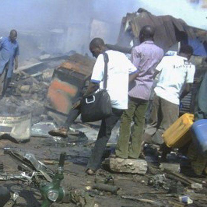 La ville de Kolofata, dans l'extrême-nord du pays, a été dimanche, la cible d'un double attentat terroriste. Deux jeunes kamikazes d'une quinzaine d'années o