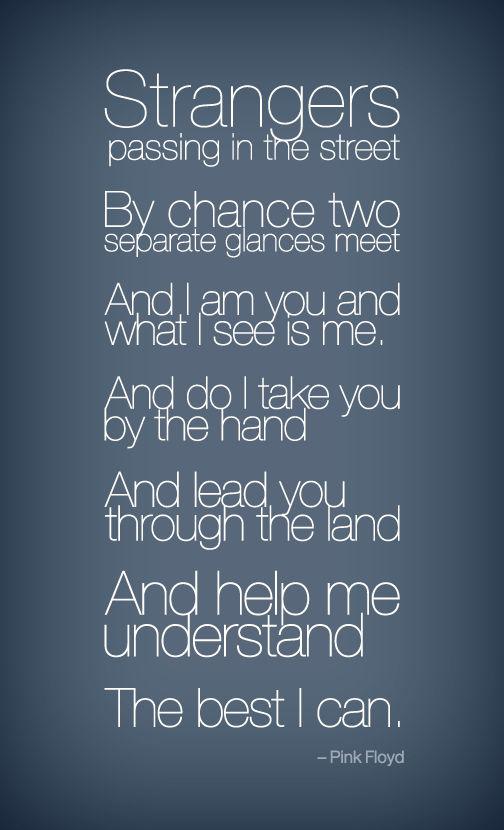 17 Best Pink Floyd Quotes On Pinterest Pink Floyd Lyrics