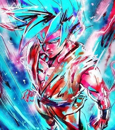 Here's another awesome as hell piece of #dbz #art that I saw on #facebook if this #artist is on #instagram let me know and I'll tag them.  #goku #supersaiyangoku #super #supersaiyan #dbzart #dragonballsuper #dbs #db #dragonballgt #dragonball #dbgt #supersaiyangodsupersaiyan #supersaiyanblue #supersaiyangod #saiyan #kaioken #kaiokenx10 #manga #comics #dragonballz #dragonballsuper #krypton #fight #artwork #anime