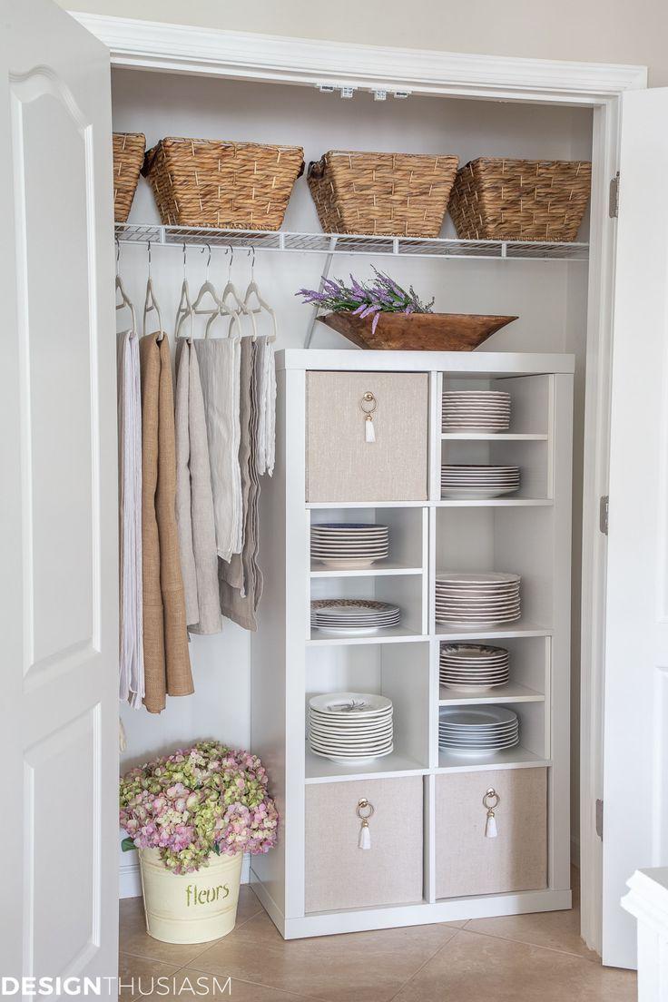Closet Design Makeover Diy Closet Shelving For Extra Plate