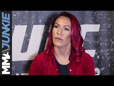 MMA UFC champ Cristiane 'Cyborg' Justino discusses her moment with Joe Rogan