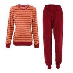 Pijama invierno mujer 100% algodón