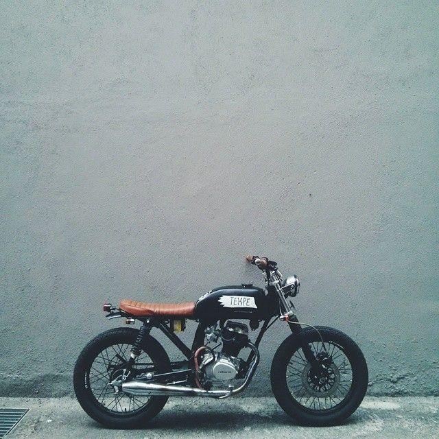 motomood:  Honda CG125