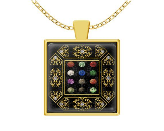 20++ 12 tribes of israel jewelry viral