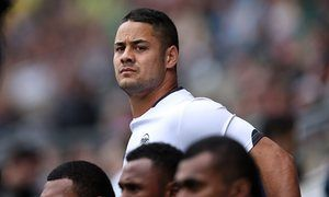 Jarryd Hayne named in extended Fiji rugby sevens Olympic training squad