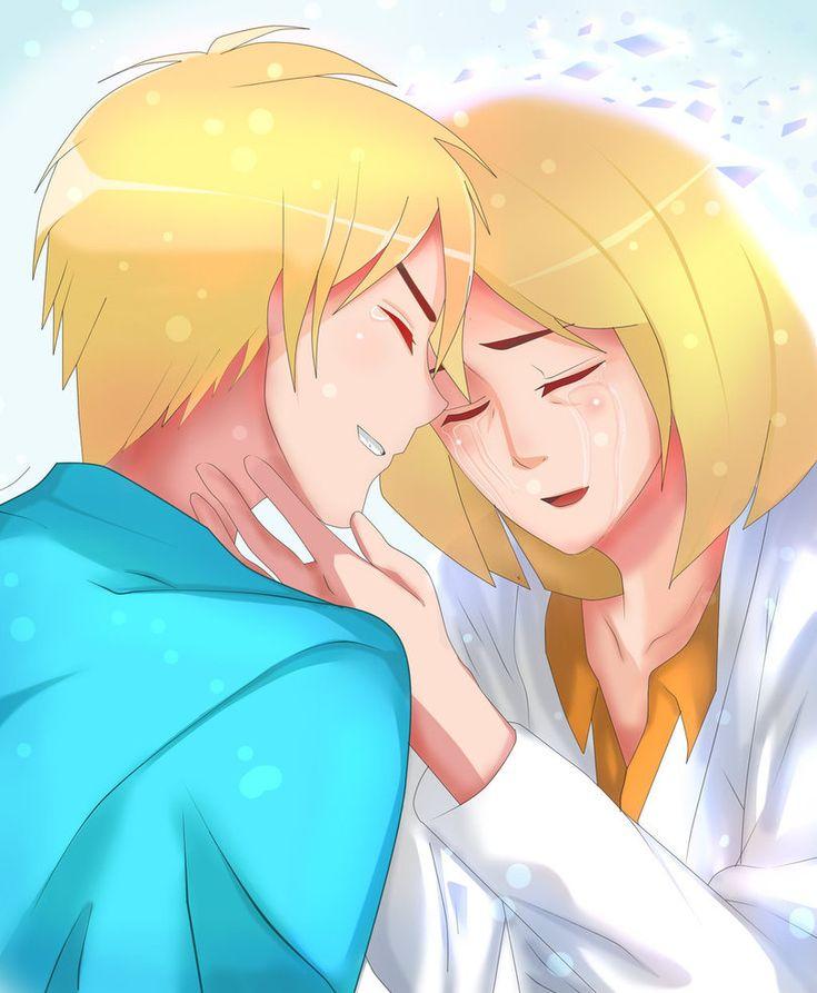 [Adventure Time Fanart] Finn and Minerva Mertens ~ by JaydeeDV
