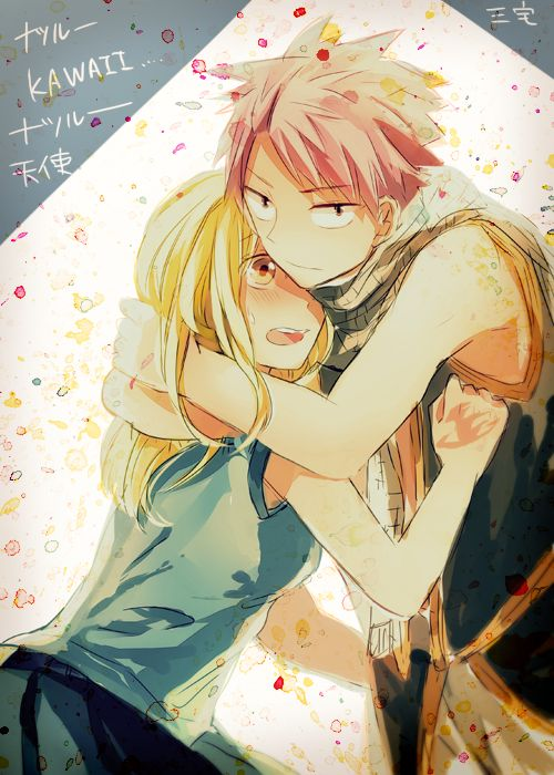 fairytail nalu by onepiecexnakama - photo #37