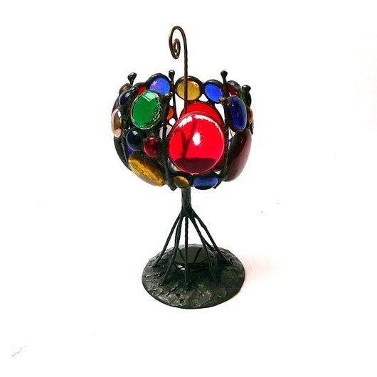 GIFT. Fairytale glow. Candle holder creating a charming mood // PREZENT. Bajkowa poświata. Świecznik nastrojowy