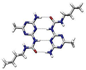 Hydrogen bond - Wikipedia, the free encyclopedia
