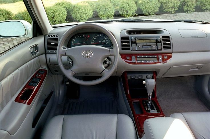 2003 Toyota Camry 11