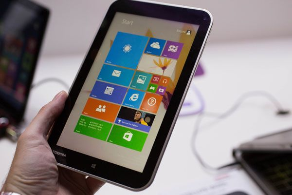 Tablet Toshiba Encore 2