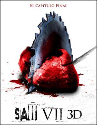 El Oscuro Rincón del Terror: SAW VII 3D