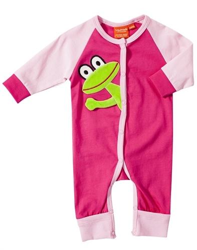 Lipfish, Sparkdräkt, Cerise/Rosa Sparkdräkter - Lekmer.se – Baby och Barnkläder på nätet.